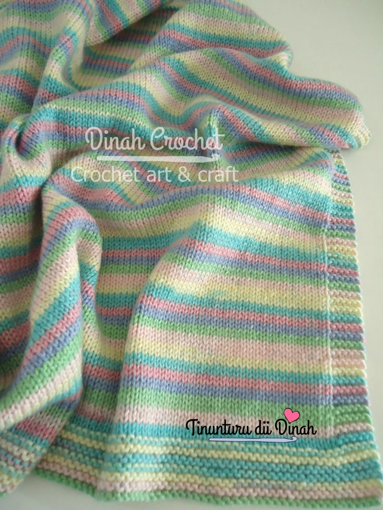 Knitting Topi Baby : Dinah crochet knitted baby blanket and beanie