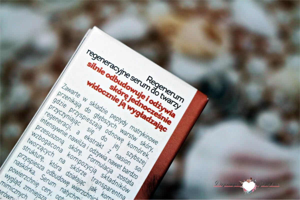 Regenerum - Regenerujące serum do twarzy