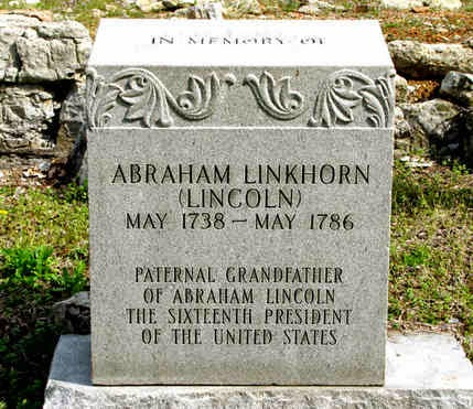 Image result for lincoln grandfather