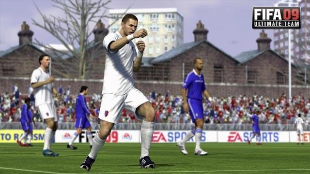 FIFA 09 PC Full Version Screenshot 3