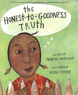 The Honest-To-Goodness Truth I Book about honesty