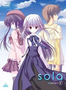جميع حلقات انمي Sola مترجم عدة روابط