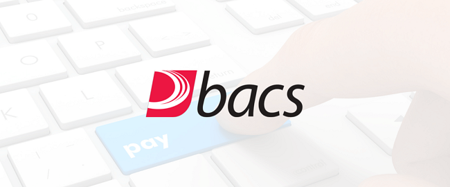 Bacs bank transfer