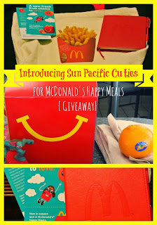 Sun Pacific Cuties at McDonald's