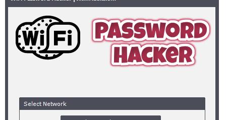 WiFi Password Hacker | How to Hack WiFi Password