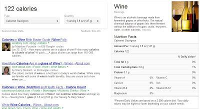 Calories Wine Vs Craft Beer