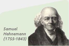 Resultado de imagen para samuel hahnemann homeopatia