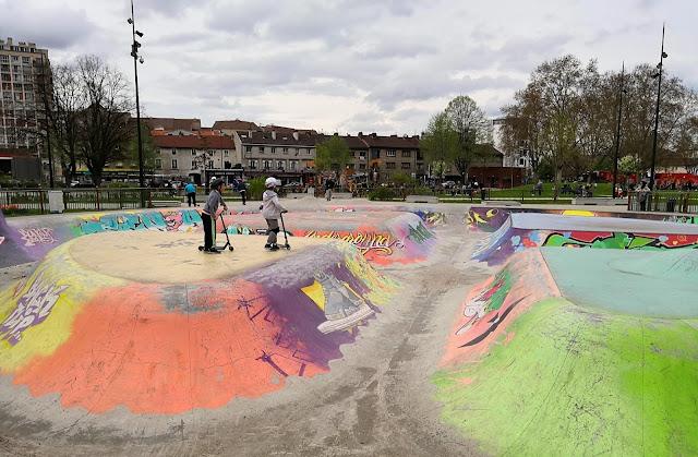 Skate park Argenteuil