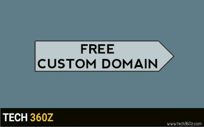 How To Get A Custm Domain Name | Free