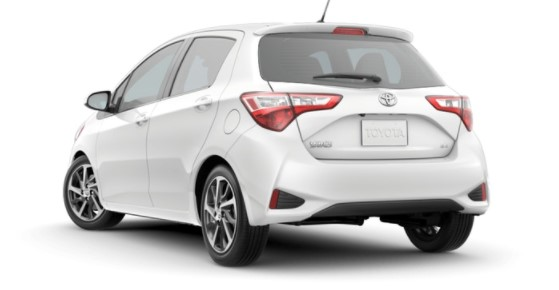 2019 Toyota Yaris Subcompact Car