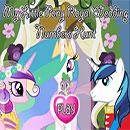 My Little Pony Royal Wedding Numbers Hunt
