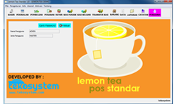 Download Lemon Tea POS Standar
