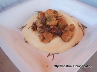 Κρασάτα Κεμπάμπ Σόγιας με πορτσίνι