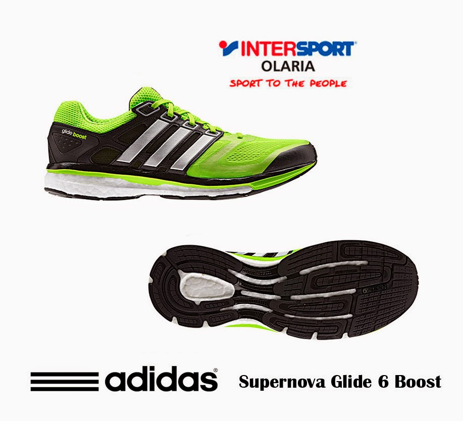 adidas supernova glide boost intersport