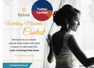 Wedding Moment Contest