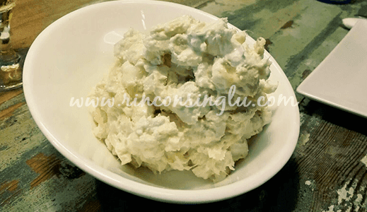 Taberna El Chef del Mar ensaladilla