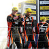Gran inicio de temporada para Rojas con podio en Silverstone