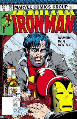 Ironman, un alcohólico rehabilitado,