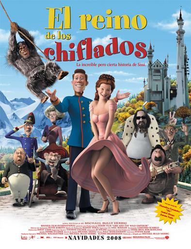 Ver El reino de los chiflados (2007) Online