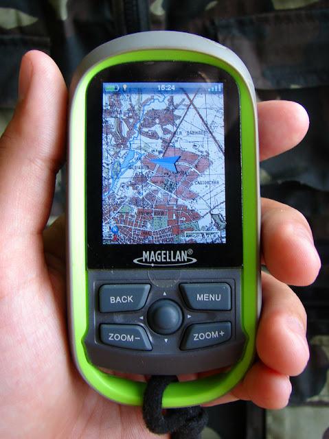 Что выбрать – навигатор Magellan eXplorist GC или смартфон с GPS-приёмником?