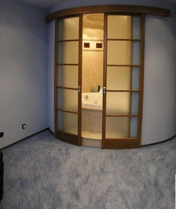 Magnificent Top 60 Modern Bathroom Door Design Ideas 2019 Download Free Architecture Designs Momecebritishbridgeorg