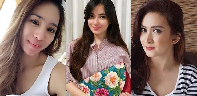 6 Artis Indonesia Pindah Agama Demi Cinta, Bunga Zainal Jadi Istri Kedua