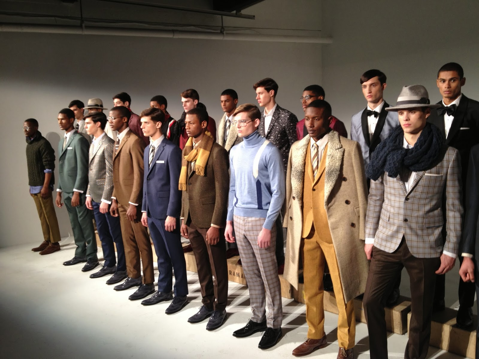 New York Fashion Week Men S Day Presented By Cadillac Terrymcfly Com