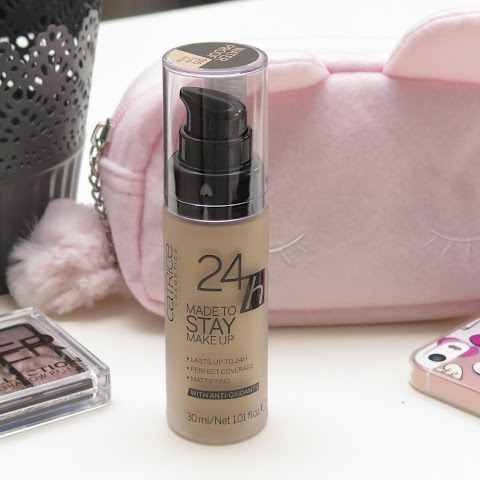 """Catrice """"24h Made To Stay"""" Makiažo Pagrindas 010 Nude Beige*"""