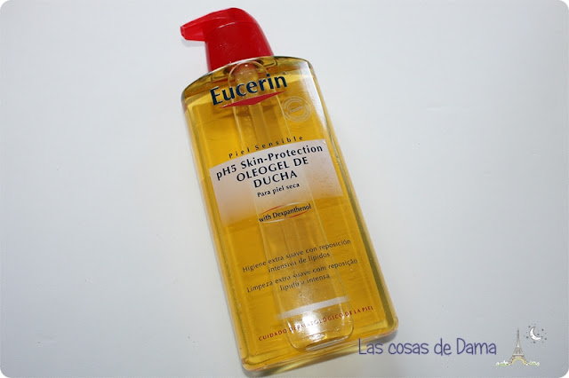 Eucerin pH5 Skin Protection Oleogel de ducha