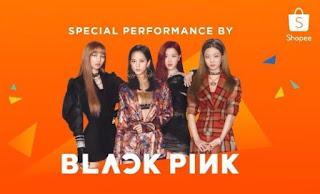 cara mendapatkan tiket konser blackpink di indonesia via shopee
