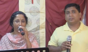 Poongatru Thirumbuma Song by Usha and Vincent