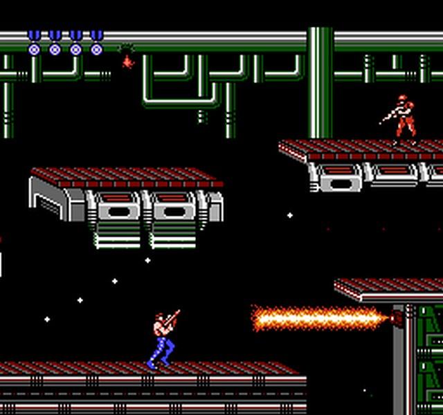 Indie Retro News: Revenge of the Red Falcon - NES Contra classic