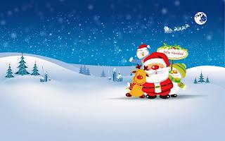 Wallpapers de Navidad, parte 3