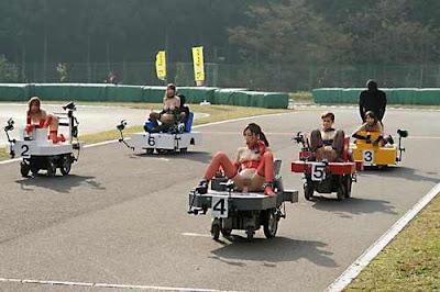 Dildo Cart Ride 38