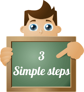 3 steps to post in all groups image