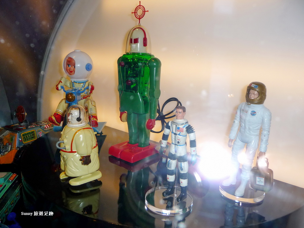 Sunny 旅遊足跡: 【香港】香港歷史博物館玩具展