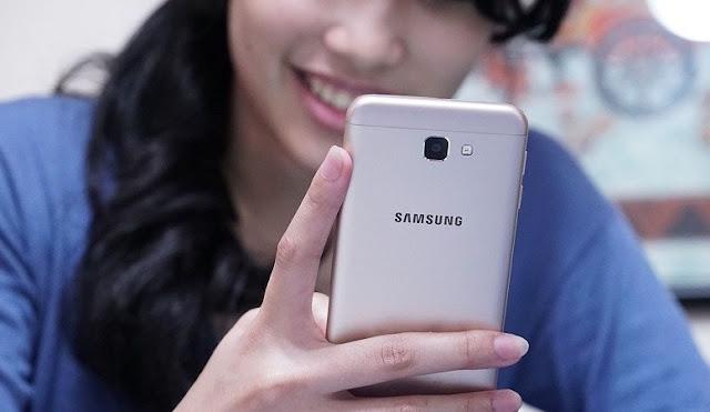 Mengatasi Aplikasi Kamera Error di Samsung Galaxy J5 Prime