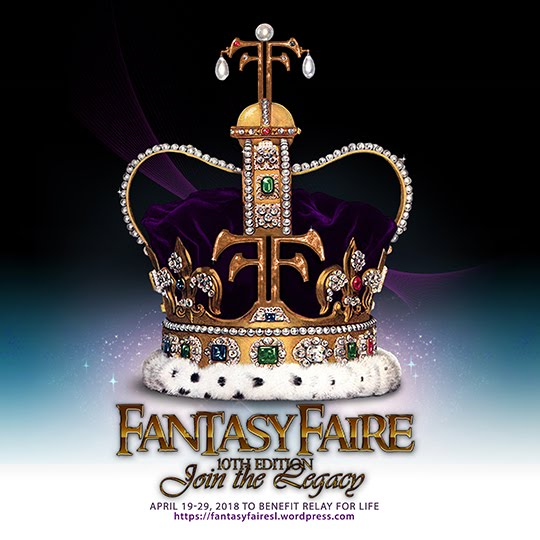 Official Fantasy Faire Blogger