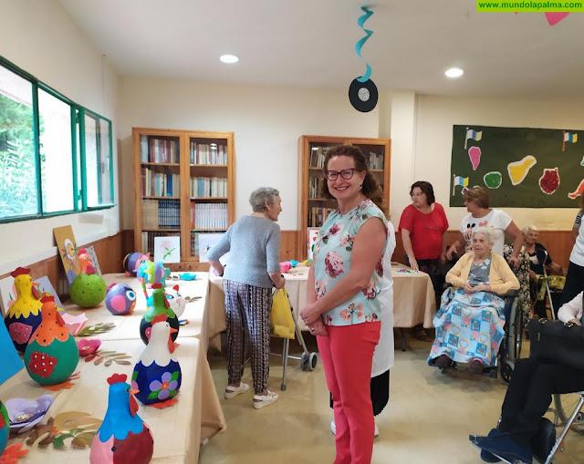 La Residencia de Pensionistas celebra la XXXV Semana de Homenaje a Nuestros Mayores