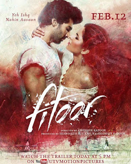 Download Film Fitoor (2016) BRRip 720p Subtitle Indonesia