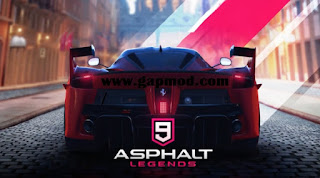 Asphalt 9 Legends 2018 Apk + Obb for Android