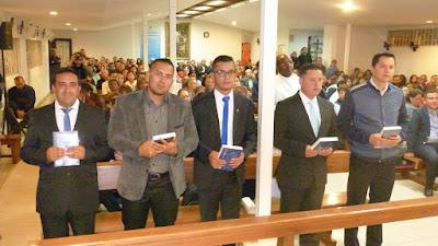 Ministros lectores