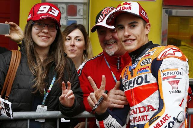 Jelang GP Catalunya : Marquez Yakin Menang di Kandang