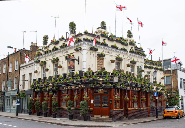 Churchill Arms London