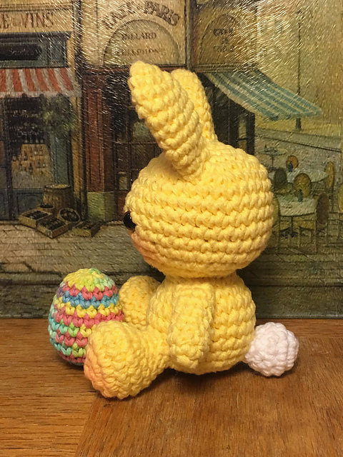 Freebie – Sunny Bunnies Hopper, Turbo, and Big Boo – Crochet By ... | 640x480