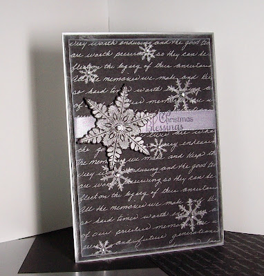 Our Daily Bread Designs, Sparkling Snowflake, Snowflake