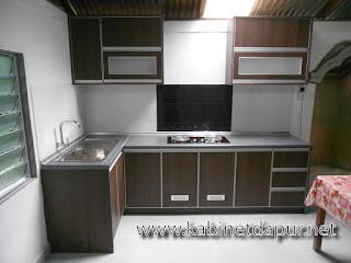 Projek Kabinet Dapur Di Taman Nilam Sari Sungai Petani