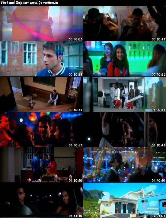 Loveshhuda 2016 Hindi 480p DVDScr