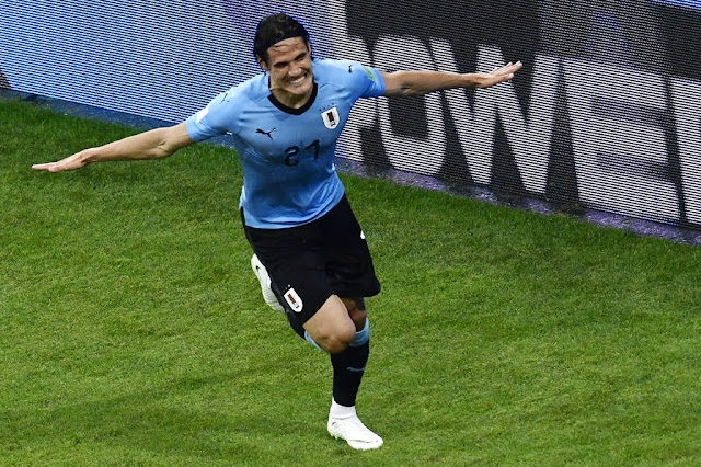 FIFA World Cup 2018: Uruguay 2 - 1 Portugal | Uruguay Now In Quarter Finals