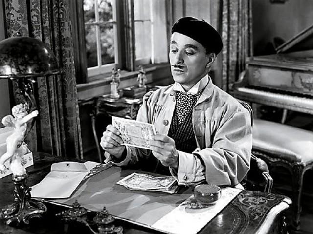 Imagen de 'Monsieur Verdoux (1947)'